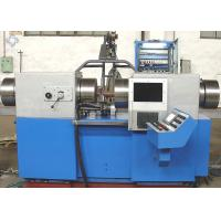 China TIG - Cold Wire Straight Tube Arc Butt Welding Machine With PLC Control System wholesale
