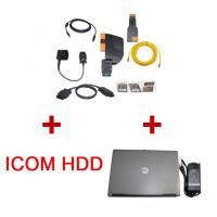 China BMW ICOM  ISIS ISID A+B+C Plus 2019.12 BMW ICOM  Software BMW Diagnostic Tools with Dell D630 wholesale