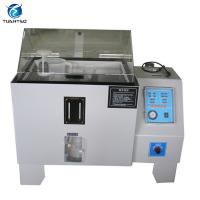 China ASTM B-117 standard salt spray corrosion resistance test chamber wholesale