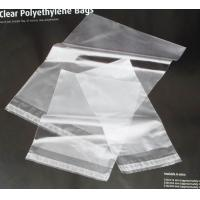 China Clear poly bag for mailing on sale