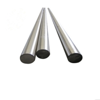 China Galvanized Surface AISI Forged Alloy Steel Round Bar Punching wholesale