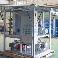 China Chongqing Manufacturer Transformer Oil Filtration Plant with Cover wholesale
