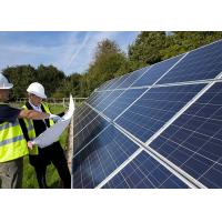 China Reliable Polycrystalline Solar Cell Panel 156*156 Apply To Industrial wholesale
