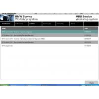 China Powerful BMW Diagnostic Software ISIS ISID For BMW ICOM A1 A2 Fast Running Speed wholesale