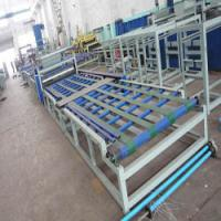 China PLC Automatic Control System MgO Sandwich Panel Machine for Fireproof Door Making wholesale
