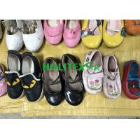 Buy cheap Beautiful Used Children'S Shoes First Grade Second Hand Leather Shoes For Summer from wholesalers