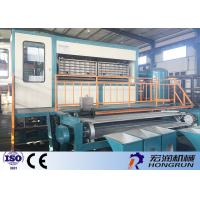 China Rotary Type Paper Pulp Making Machine For Egg Tray / Egg Carton 25m*3m*4m wholesale