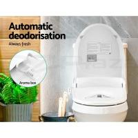 China Intelligent Electrical Bidet Ceramic Toilet Automatic Wc Toilet Seats wholesale