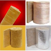 China Rockwool Sound Insulation Refractory Blanket / Cloth Felt / Wire Netting Felt wholesale