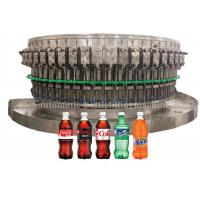 China ISO Soda Water Carbonated Drink Filling Machine Capping For PET Bottle wholesale