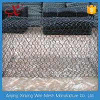 China Customized Gabion Wire Mesh Wire Cages For Rock Retaining Walls 2.0~3.7mm wholesale