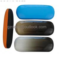 China newest general shiny metal spectacles cases for  men and women wholesale