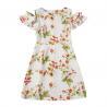 China 89D18028 2018 Summer New Elegant Fashion Floral Dress wholesale