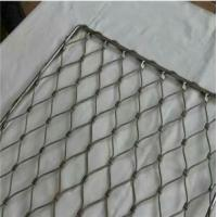 China High Strength And Flexible X-tend Stainless Steel Wire Rope Mesh For Stair wholesale