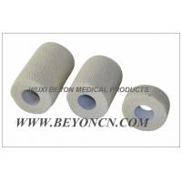 China Athletes Protection During Games Elastic Adhesive Bandage / Tearable EAB wholesale