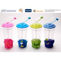 China 16OZ Plastic Drinking Cups with lids houseware wholesale