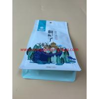 China Custom Snack Nuts Eight - Sided Aluminum Composite Bag Disposable Moisture Proof wholesale