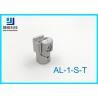 China Upgrade Inner Aluminum Tubing Joints Aluminum Tube Fittings AL-1-S-T wholesale