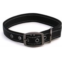 China Eco Friendly Dog Collar with Metal Connection Dog Collar Multiple Color Option wholesale