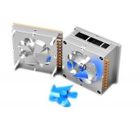China High Precision Plastic Mould Maker , Air Fan Stamping Die Diy Plastic Injection Molding wholesale