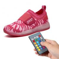 Buy cheap Rechargeable Luminous Led Light Up Shoes , Simulation Led Light Up Sneakers from wholesalers