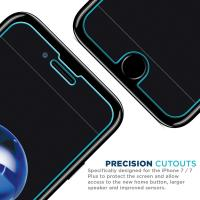 China OEM/ODM Smartphone Glass Screen Protector Round / Curved Edge / Flat Cutting wholesale