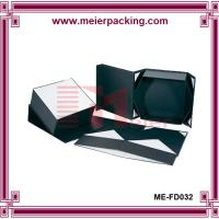 China Rigid and Lovely Matte Printing Paper Magnet Gift Box with Folding Style paper box for gift wholesale