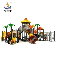 China China EAST Play Cheap LLDPE Plastic Kids Outdoor Park Playground on sale