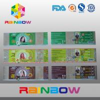 China PVC Heat Shrink Sleeve Labels for Drink Bottles Packaging in Roll on sale