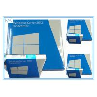 China Windows Server 2012 Versions Retail Box 64Bit  5 CALS English Original Factory Sealed wholesale