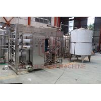 China Beverage Mineral Water Purification Machine Home Water Treatment Systems wholesale