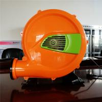 China 750W Bounce House Air Blower , Commercial Bouncy Castle Blower Double Action on sale