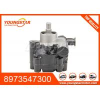 Buy cheap 8973547300 Car Steering Pump Iron Material For Isuzu 4JG2 897354 7300 from wholesalers