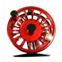 China Fly Fishing Reel with CNC Precision Processing for Aluminum on sale