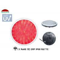 Quality 4 Wires Out IP68 LED Pool Light ABS Material RGB 17W DC 12V External Control for sale