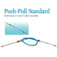 China Professional Mechanical Control Cable Assembly For Mechanical Starter wholesale