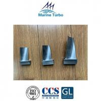 China T- MITSUBISHI Turbocharger / T- MET Series Turbine Blades For Marine And Stationary Engines Maintenance Parts wholesale