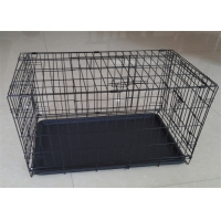 China 10x10x6ft Silver Welded Large Outdoor Dog Kennel Chain Link Boxed wholesale