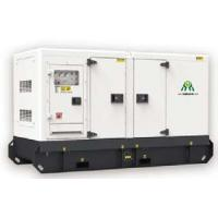 China Silent / Open Type Portable Diesel Generator 3 Phase 52kw 66kVA wholesale