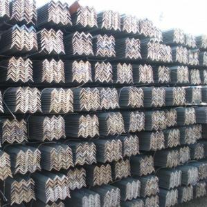 China Sell high quality Q235 steel angle bar wholesale