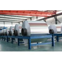 China 50-500 mm Soft Aluminium Foil Roll Jumbo Roll Food Aluminum Container Foil wholesale