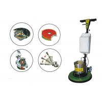 China Wood / Tile / marble / Cement floor buffing machine , CE 110v floor scrubber wholesale