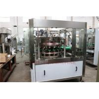 China Soda Water Beverage Can Filling Machine With Water Purify System wholesale