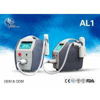 China Pigmented Lesions Removal Q-Switched Nd : Yag Laser Tattoo Removal Machine on sale