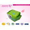 China 8mm Thickness Regular Sanitary Napkins Fluorescence & Formaldehyde Free Type wholesale