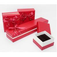 Buy cheap New Classical & Cheap Plastic Jewelry Boxes with hinges from wholesalers