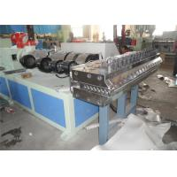 China Wood Plastic Manchinery For PVC Foamed Production Line , pvc Board Extrusion Machine wholesale