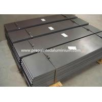Buy cheap Industrial Grade Cold Rolled Aluminum , Cold Rolled Plate With Deep Drawing from wholesalers