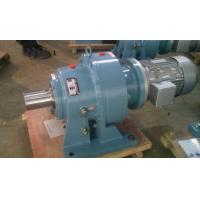 China 0-1500r/min Input Speed XB Series planetary cycloid pinwheel speed reducer wholesale