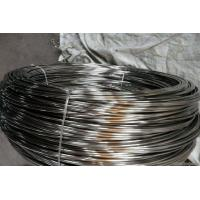 China Bright Surface Stainless Steel Soft Wire , 302 304 316 316L SS Wire For Steel Brush on sale